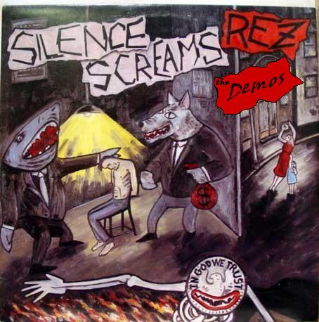Rez - Silence Screams