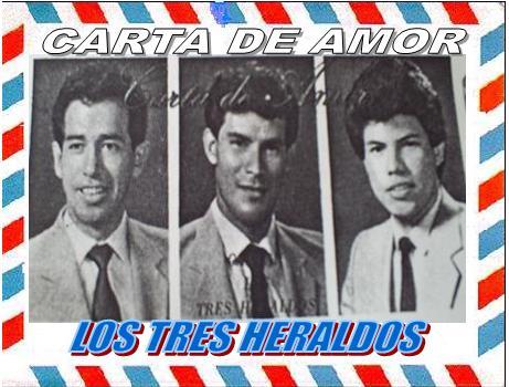 LOS TRE HERALDOS