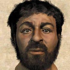 rostro de Jesús, Richard Neave 2001